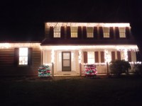 House with Lights