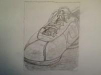 Graphite Shoe