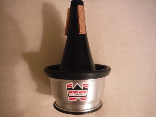 Cup Mute Assembled