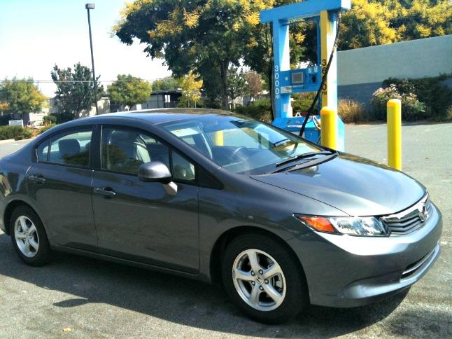 Honda Civic Natural Gas: A Weekly Driver 2012 Top 10 2