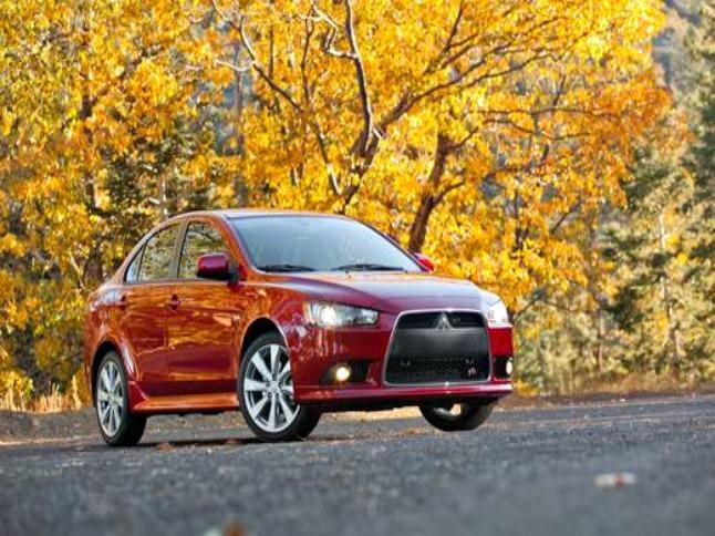Mitsubishi Lancer 2013: tame to wild and unheralded 4