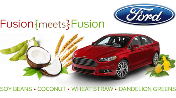 Ford cooking with anything but gas in sustainable car-making initiative 1