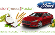 Ford cooking with anything but gas in sustainable car-making initiative