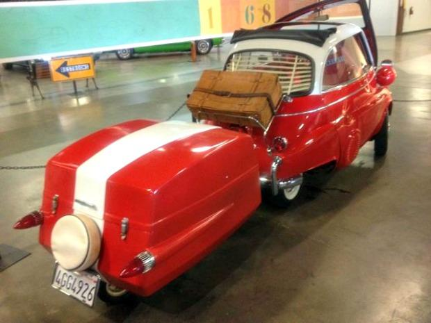 Small cars still mean big things for collectors, museums