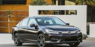 The 2016 Honda Accord earned the IIHS top ranking.