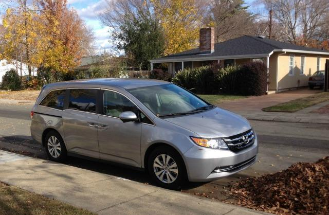 2016 Honda Odyssey: Best minivan gets better