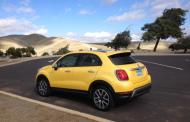 2016 Fiat 500X: Little SUV has faults, but rules the road