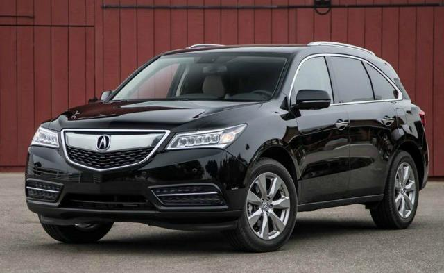 2017 acura mdx enduring suv gets a new look for 2017 honda pilot price paid