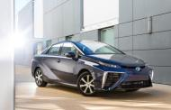 Toyota names hydrogen car Mirai, debuts in 2016