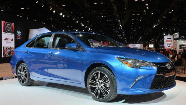 NEW CAR PREVIEW: 2016 Special Edition Toyota Camry