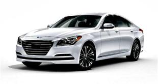 The 2017 Genesis G90 is flagship of the new luxury brand spinoff from Hyundai.