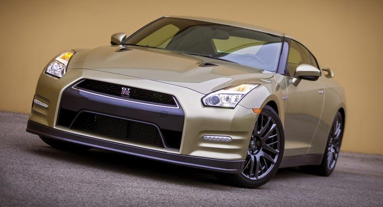 The 2016 Nissan GT-R is carmaker's super car.