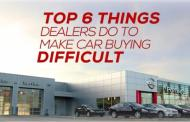 What dealers do to make car buying difficult