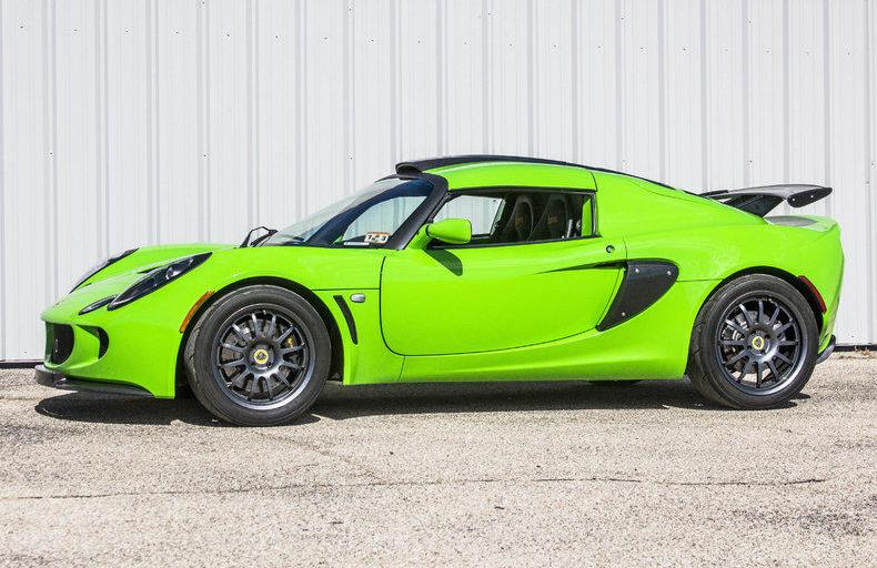 Jerry Seinfeld set to auction rare Lotus super car in Texas