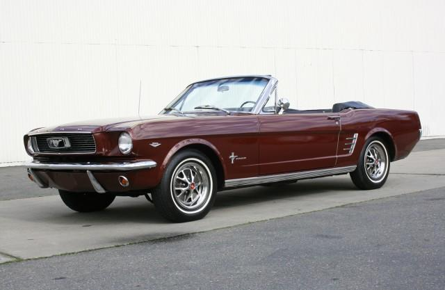Ford Mustang dominates internet vintage car searches