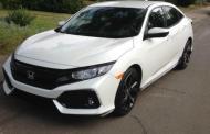 2017 Honda Civic hatchback: sporty value gem returns