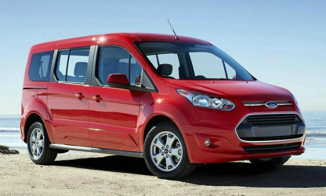 The Ford Transit is among Ford's collection of popular cargo vehicles.