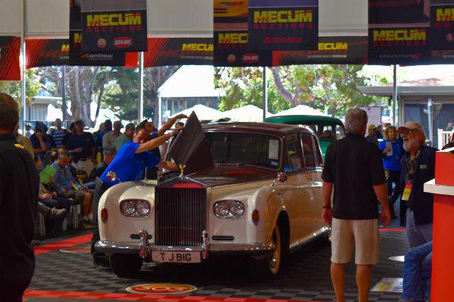 Mecum Auctions: Everyman's show in Classic Car Week 1