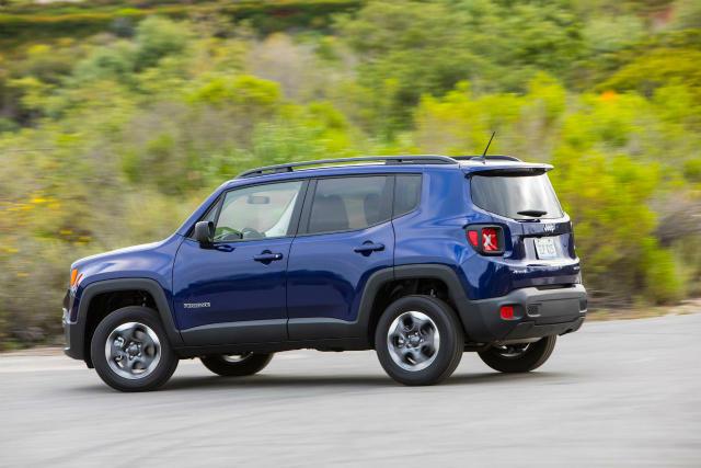2017 Jeep Renegade: Maintains tough reputation
