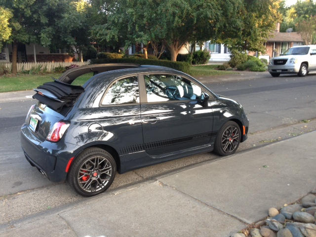 2017 Fiat 500c Abarth: fun but flawed subcompact