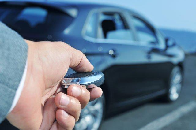 Does keyless entry make your car more secure?