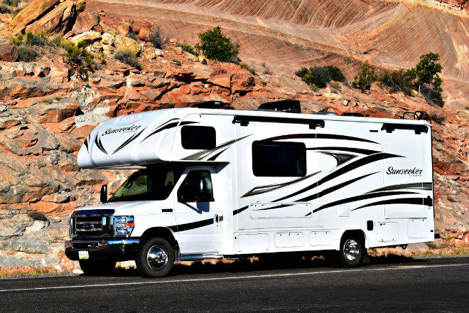 The Weekly Driver Podcast, #10: Freedom of RV travel