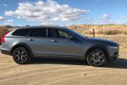 2017 Volvo V90 Cross Country: new station wagon redux