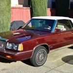 Episode 27, The legacy of one family's 1986 Chrysler Lebaron 1