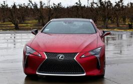 Episode 29, Stunning new Lexus, bad tires and RV woes