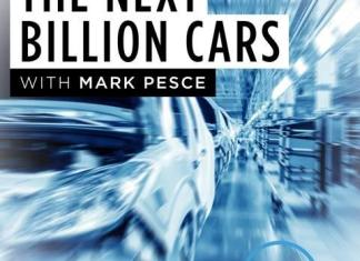 Futurist Mark Pesce hosts the podcast The New Billion Cars