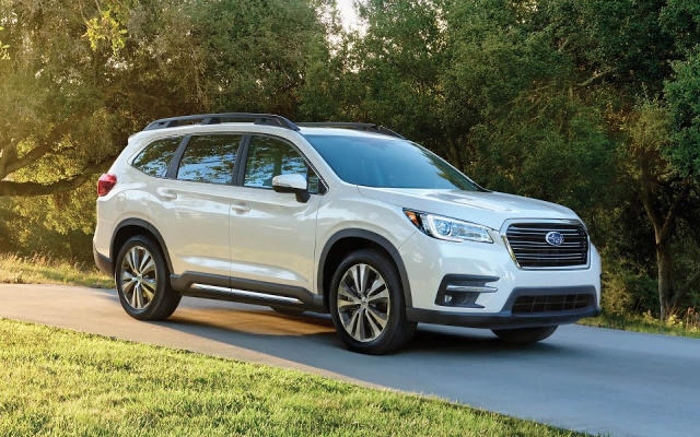 The 2019 Subaru Ascent is a new, top-notch, three-row SUV.