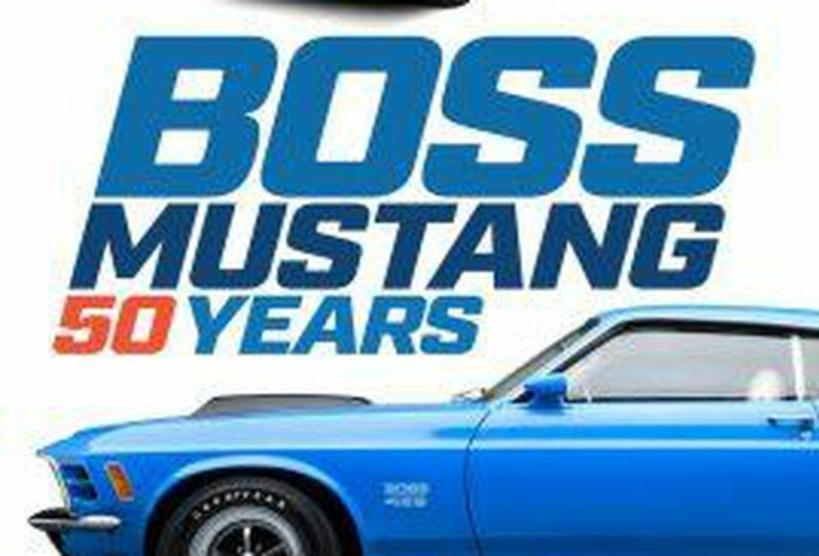 Donald Farr has been a new book about the iconic edition of the BOSS Mustang on its 50th anniversary.