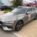 Volvo, VW and driving in the pro cycling caravan (video) 3