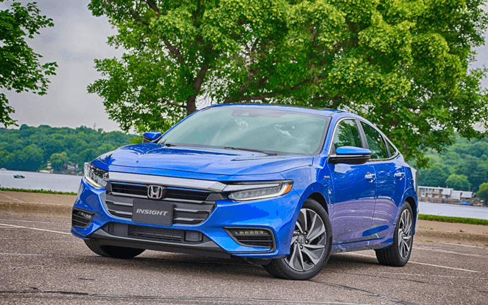 2019 Honda Insight comes of age as handsome four-door hybrid 2