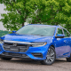 2019 Honda Insight comes of age as handsome four-door hybrid