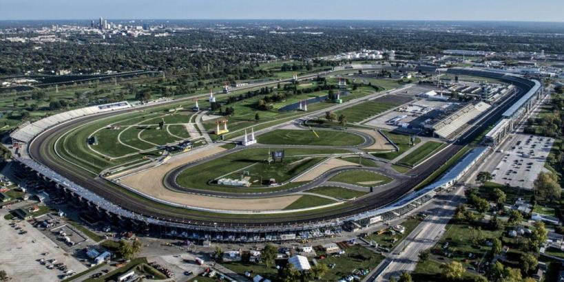 The Indianapolis Motor Speedway will host an autonomous car race in 2021.