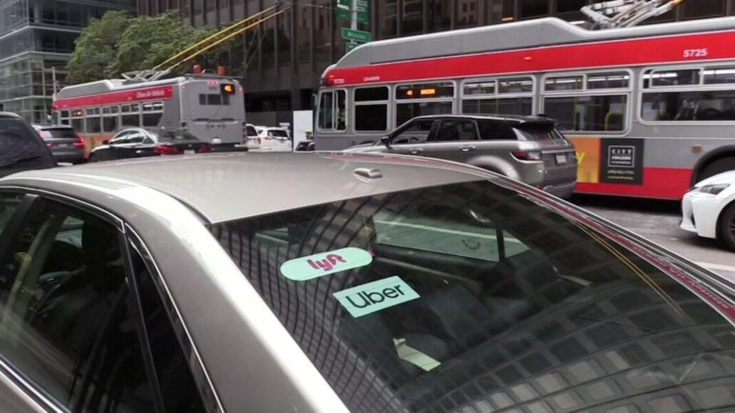 Uber, Lyft and Via have suspended their group rideshare options becaus of the coronavirus.