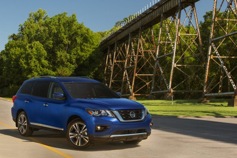 The 2020 NIssan Pathfinder is refreshed this year after many years of lagging sales.