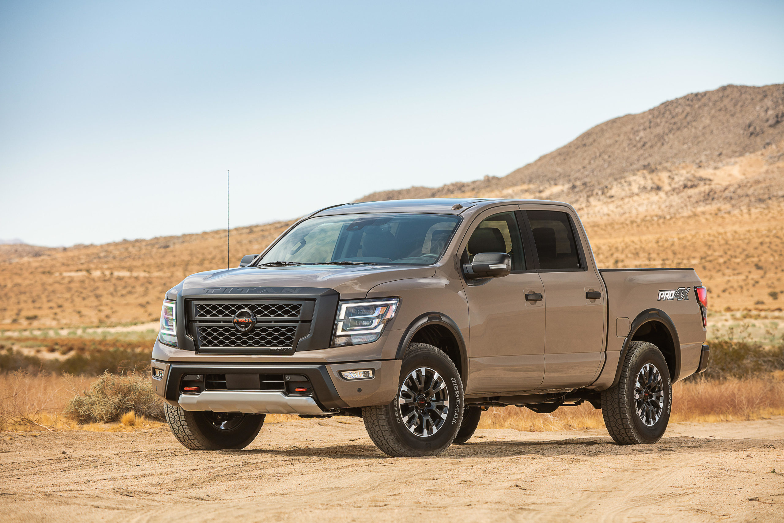 2020 Nissan Titan: new, improved, still struggling 3