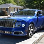 2017 Bentley Mulsanne: Classic sedan, royalty for all 6