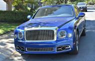 2017 Bentley Mulsanne: Classic sedan, royalty for all
