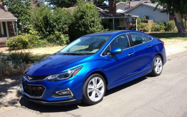 2016 Chevrolet Cruze: New edition offers plenty