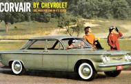 500 rare Chevrolets in Nebraska redefine barn finds for auction