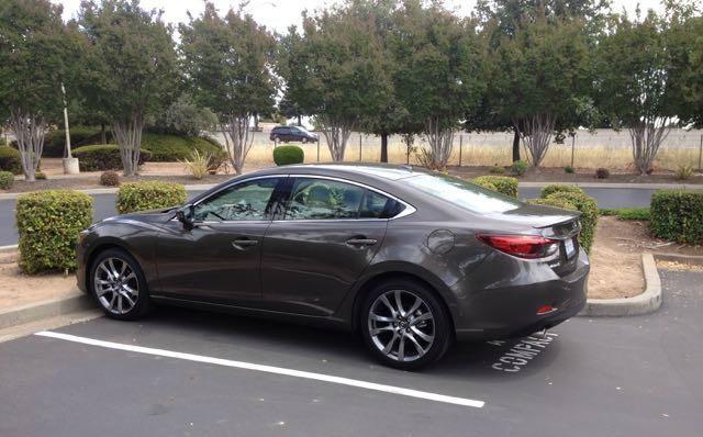 2016 Mazda 6: Watch out Honda Accord, Toyota Camry 3