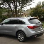 The 2016 Acura MDX has seating for seven.