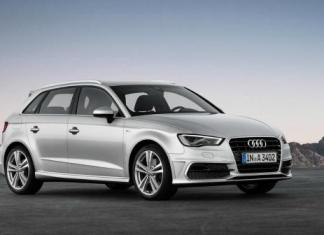 The Audi A3 was selected World Car of the Year at the New York International Auto Show.