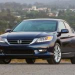 2013 Honda Accord: A Kelley Blue Book Top-10 family car