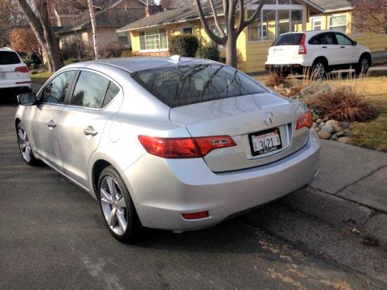 2014 Acura ILX: Unheralded luxury sedan shines