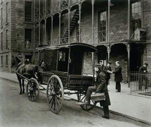 History of Ambulance Vehicles