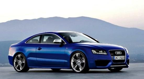 2013 Audi RS 5: Dynamic coupe a classically elegant race car 1